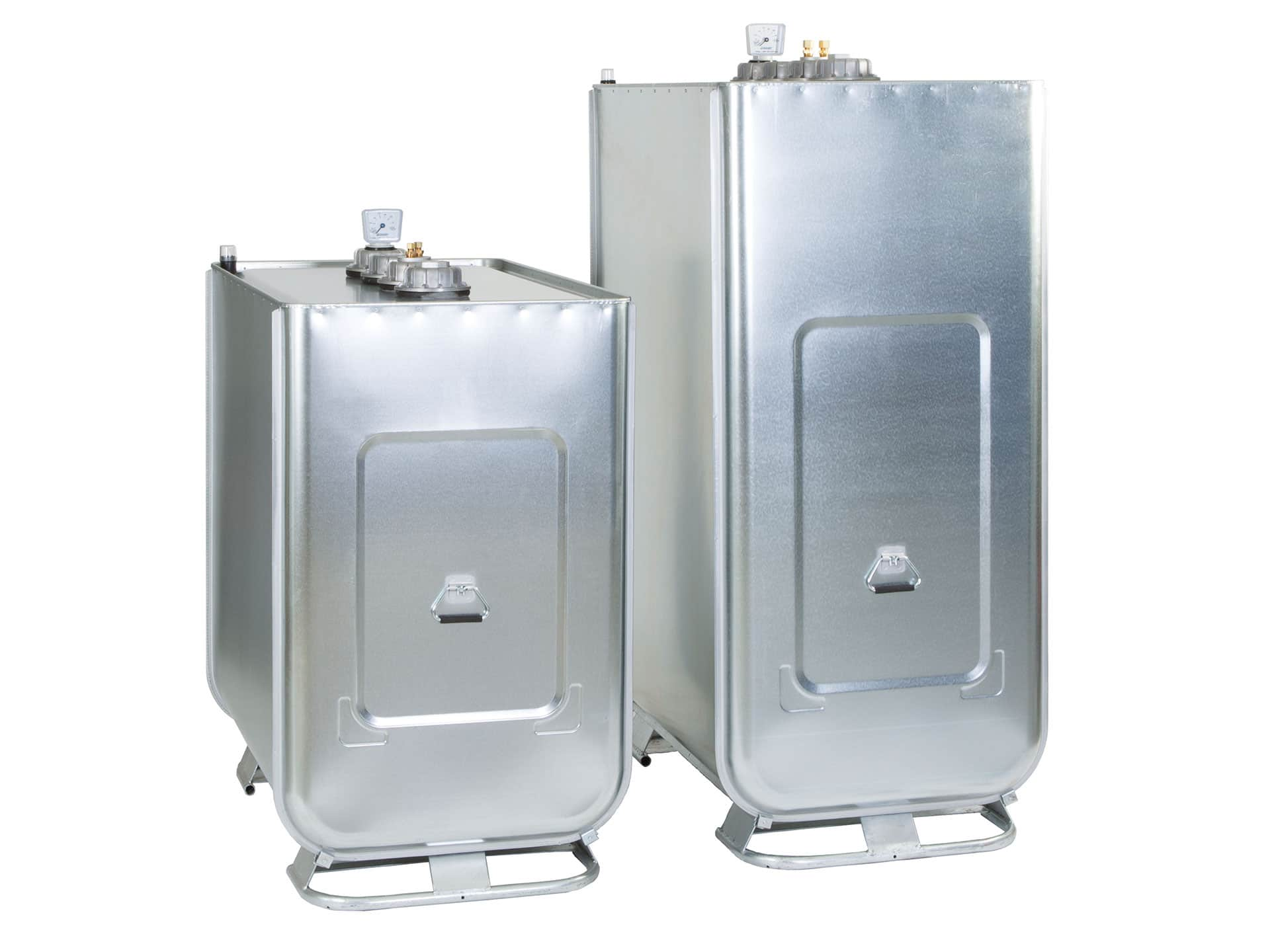 2-in-1 double-wall oil tanks | Granby Industries