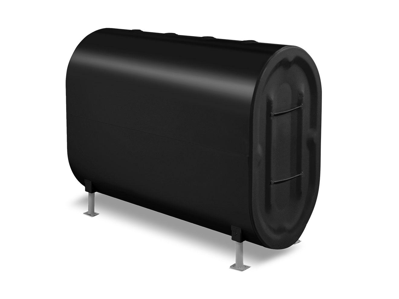 Standard Oil Tank Granby Industries