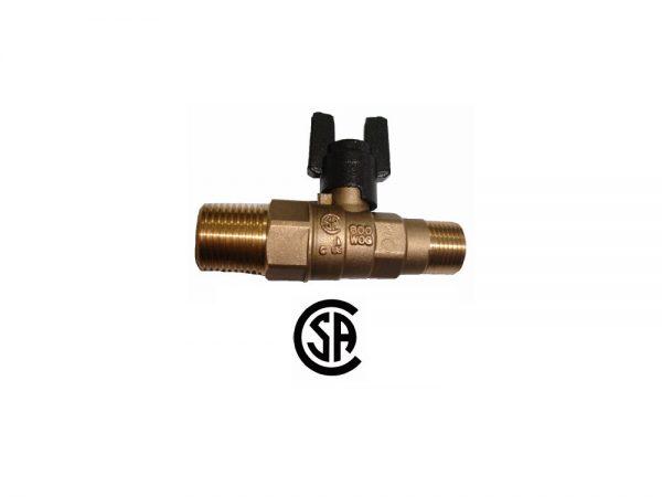 Outlet valves