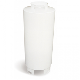 Cylindrical Tanks white