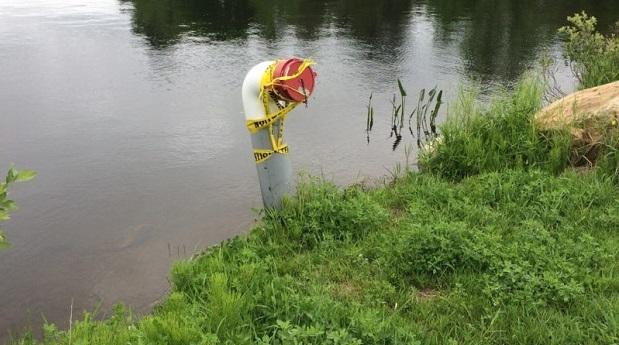dry hydrant lake or tank