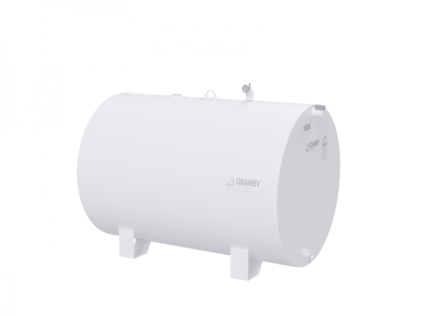 Double Wall Stationary Tank on Legs, ULC‑S602