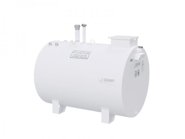 Double Wall Stationary Tank on Legs, ULC‑S601