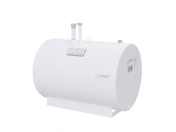 Single Wall Utility Tank on Skids, ULC‑S601