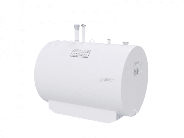 Double-Bottom Utility Tank on Skids, ULC‑S601