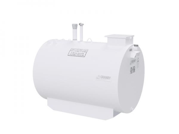 Double Wall Utility Tank on Skids, ULC‑S601