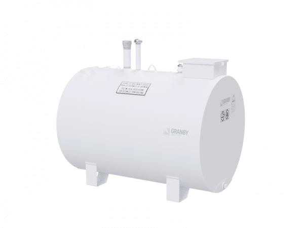 Réservoir utilitaire double fond sur pattes, ULC‑S601